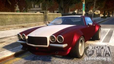 Imponte Nightshade V1.1 для GTA 4