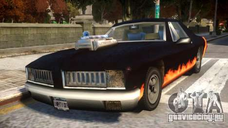 Diablo Stallion from GTA III для GTA 4