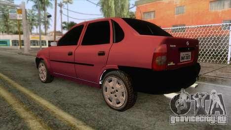Opel Corsa Classic Tunavel для GTA San Andreas