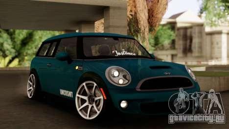 Mini Clubman для GTA San Andreas