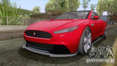 GTA 5 - Coil Raiden IVF для GTA San Andreas