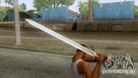 Traditional Chinese Sword v2 для GTA San Andreas