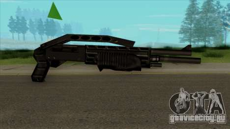 SPAS Default HQ для GTA San Andreas