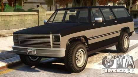 Declasse Rancher XL для GTA 4