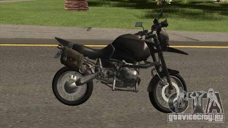 Pubg Bike IMVEHFT для GTA San Andreas