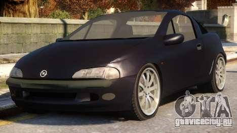 Opel Tigra Mk1 для GTA 4