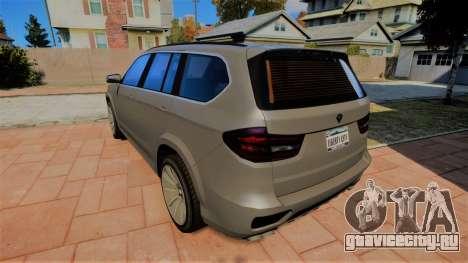 Benefactor XLS для GTA 4