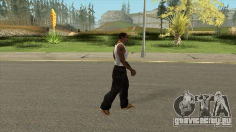 Slow Motion для GTA San Andreas