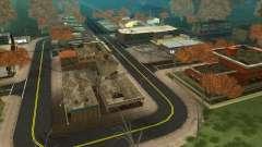 Современный Dillimore для GTA San Andreas