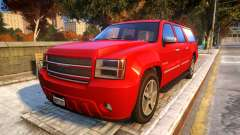 Declasse Granger Luxury Package для GTA 4
