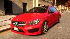 2014 Mercedes-Benz CLA260 v1.1 для GTA 4