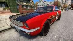 Dewbauchee Rapid GT Classic для GTA 4