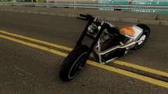 HardTail Sport Bobber 1700CC HD для GTA San Andreas