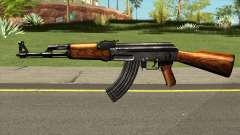 CSO AK-47 для GTA San Andreas