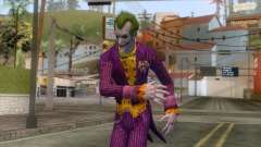 Batman Arkham City - Joker Skin v1 для GTA San Andreas