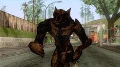 The Witcher 3 - Werewolf для GTA San Andreas