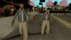 The Walking Dead для GTA San Andreas