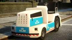 KLM Airtug для GTA 4