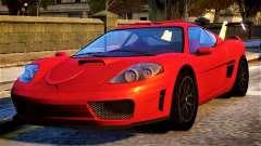 Turismo V.4 для GTA 4