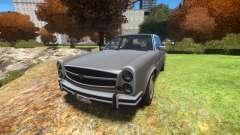 Benefactor Glendale v1.1 для GTA 4