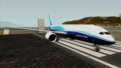 Boeing 787-8 Boeing House Colors для GTA San Andreas