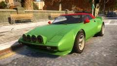 Lampadati Tropos Rallye V1.1 для GTA 4