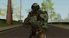 Doom Guy Marine From Doom 2016 для GTA San Andreas