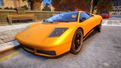 IV Tuned Infernus для GTA 4