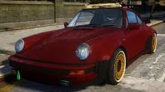 Porsche 911 1980 Winter Release для GTA 4