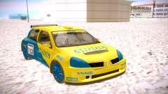 Renault Clio для GTA San Andreas