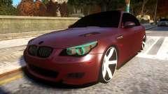 BMW E60 Realistic Vossen Wheel для GTA 4