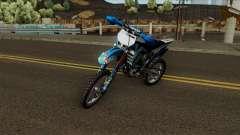 TM MX 450 F для GTA San Andreas