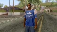 Tomos Majica T-Shirt для GTA San Andreas