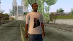 Star Wars - Captain Phasma T-Shirt для GTA San Andreas