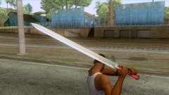 Traditional Chinese Sword v2 для GTA San Andreas