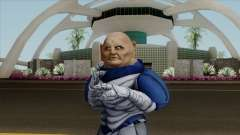 Doctor Who The Adventure Games Sontaran для GTA San Andreas