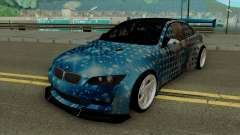 BMW M3 GTS (E92) Liberty Walk 2010 для GTA San Andreas