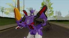 Transformers G1 Galvatron для GTA San Andreas
