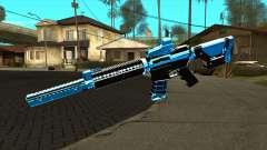M4 Fulmicotone для GTA San Andreas