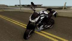 Kawasaki Z1000 для GTA San Andreas