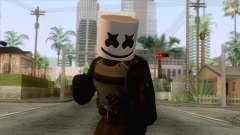 Spec Ops - Marshmellow Skin для GTA San Andreas