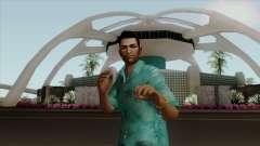 Tommy Vercetti Skin HQ для GTA San Andreas