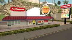 New Burgershot для GTA San Andreas