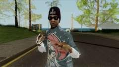 Новый гангстер Ballas3 для GTA San Andreas