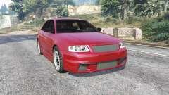 Audi A3 (8L) 2003 [replace] для GTA 5