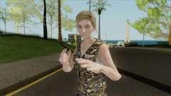 Maria Kane From Just Cause 2 для GTA San Andreas
