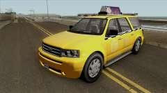 GTA V Vapid Taxi