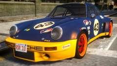 1974 Porsche 911 для GTA 4