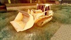 HVY Bulldozer GTA V Next Gen SA Lights для GTA San Andreas
