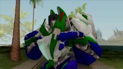 Transformers Acid Storm Skin Mod для GTA San Andreas